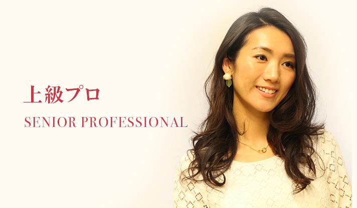 上級プロ SENIOR PROFESSIONAL