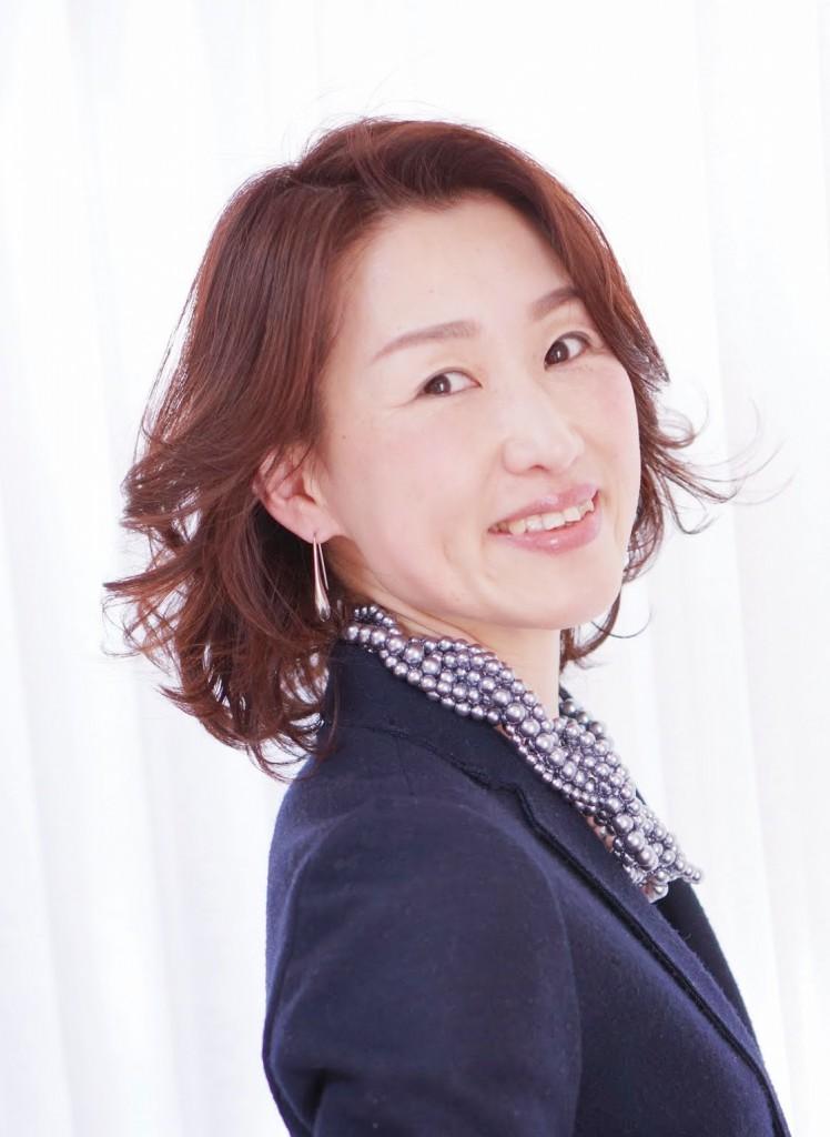 講師プロフィール写真山崎理恵